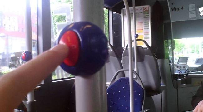 Resultado de imagen para boton de panico transporte publico