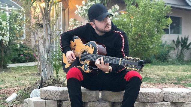 muere el cantante jorge valenzuela en accidente de auto en