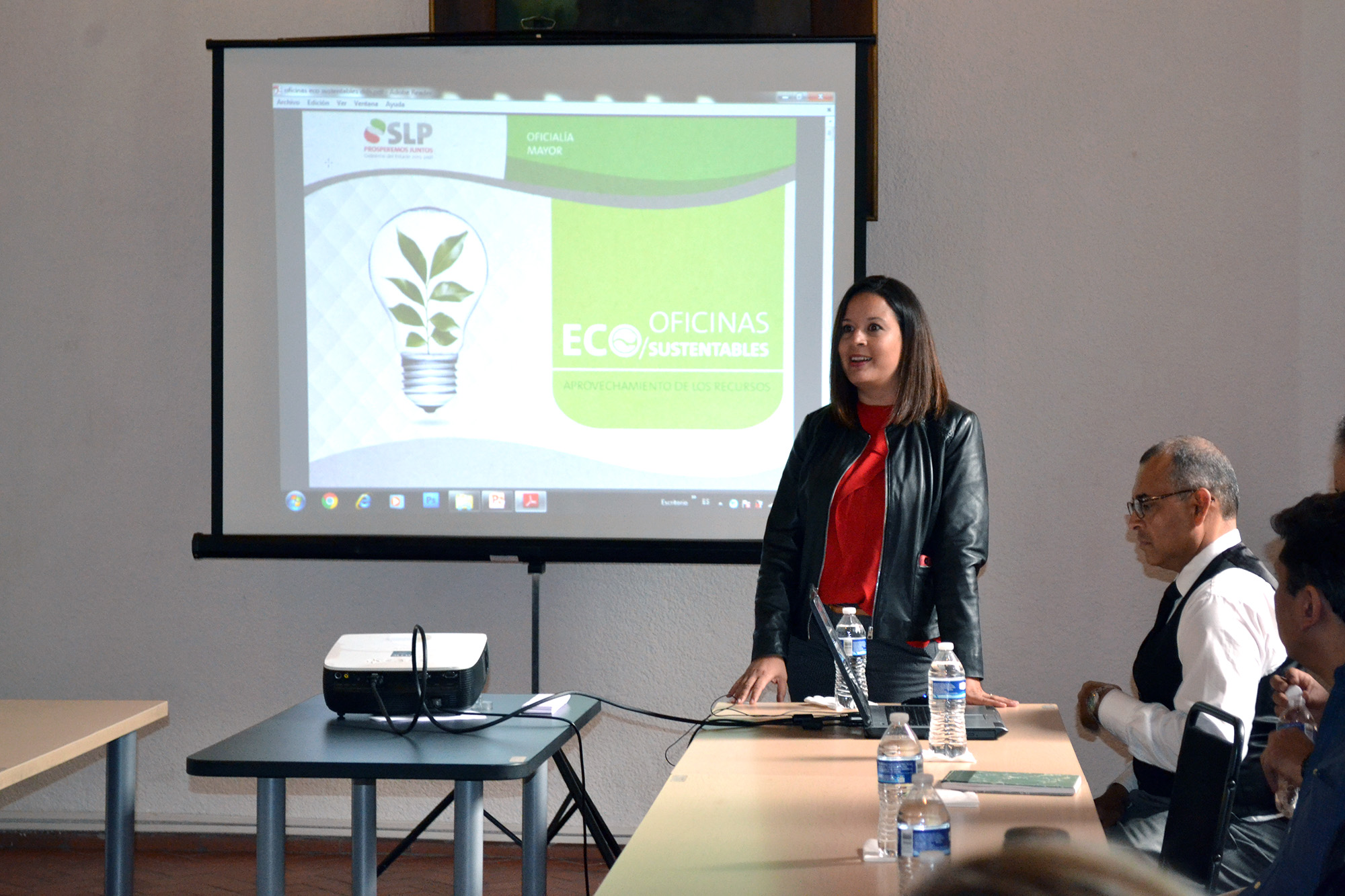 Impulsa oficial a programa de oficinas ecosustentables - Programas para oficina ...