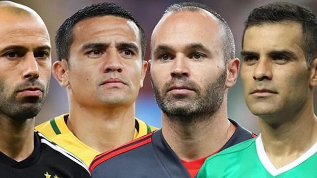 FIFA destacó a Rafa Márquez como leyenda 06206985240ca