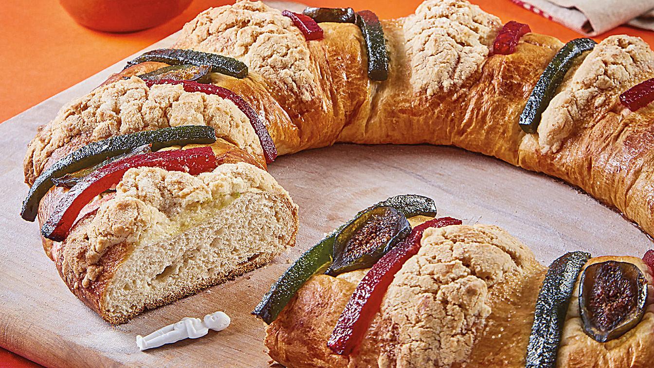 Esta es la mejor Rosca de Reyes que puedes comprar