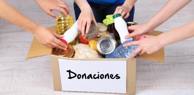 Compensarán donaciones impacto económico
