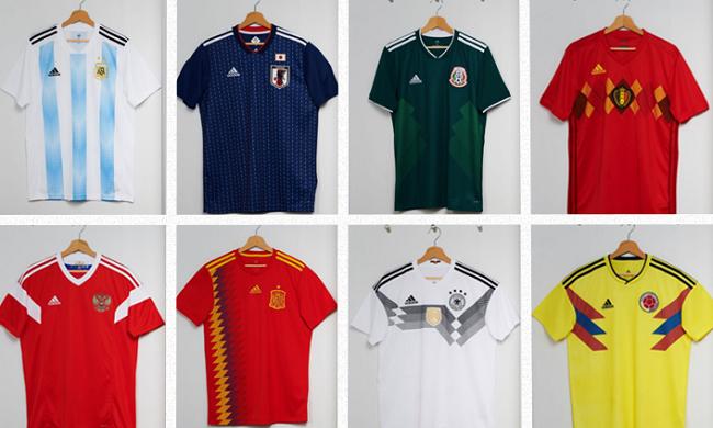 5c9e1daf785c7 Aspira Adidas a vender 8 millones de playeras por el Mundial